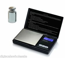 Digital Scale 100g x 0.01g AWS Reloading Powder Grain Jewelry Carat Cal Weight