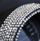 900 4mm Silver Crystal Diamond Rhinestone DIY Decoration Sticker Car/Mobile/PC