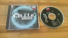 CD Hiphop Lyrical Poetry - The SMILE Album (14 Song) SUB UP REC / EFA