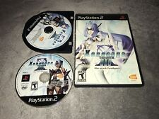 Xenosaga Episode III (3): Sprach Zarathustra (Sony Playstation 2, PS2) No Manual