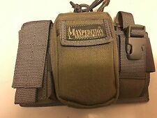 MAXPEDITION 0324 TRIAD ADMIN POUCH Foilage Green NEW NWOT Prepper Security Web