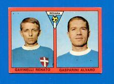 CALCIATORI Mira 1967-68 - Figurina-Sticker - GAVINELLI-GASPARINI - NOVARA -New