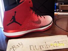 NEW Nike Air Jordan  XXXI XXX1 31 Chicago size 11 banned
