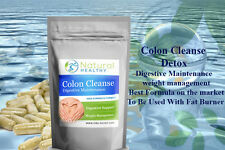 COLON CLEANSE DIGESTIVE SUPPORT ALOE VERA CLEANSING WEIGHT LOSS DIET PILLS