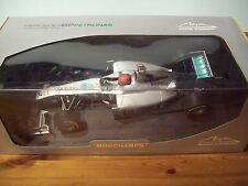 1/18 MERCEDES 2010 SHOWCAR MICHAEL SCHUMACHER