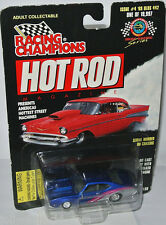 Racing Champions #4 - 1969 OLDSMOBILE 442 - 1:58 Hot Rod Magazine