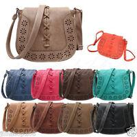 Women Ladies Bag Handbag Leather Shoulder Tote Satchel messenger CrossBody LOT