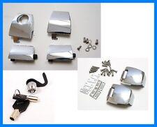 Premium Hardware kit set,Latches, Hinges, lock fit Harley Davidson Tour pak