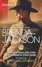 Stern & Bachelor Untamed (The Westmorelands) by Jackson, Brenda, Good Book
