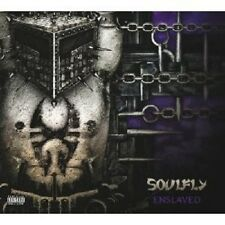 SOULFLY - ENSLAVED  SPECIAL EDITION CD NEW+  +++MAX CAVALERA+++
