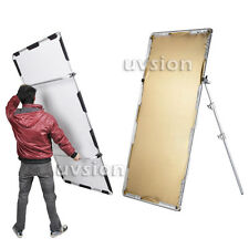 3.93 x 7.87 Portable feet Butterfly diffusor reflector frame backgroud photogra