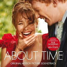 ABOUT TIME OST CD SOUNDTRACK 2014 NEW