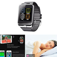 Sports Bluetooth Smart Watch for i Phone 6 6s plus Samsung S5 S6 S7 Note 7 5 LG