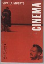 L'AVANT-SCENE n°116 Fernando Arrabal VIVA LA MUERTE 1971