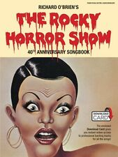 The Rocky Horror Show 40th Anniversary Sheet Music Vocal Selections Bo 014042919