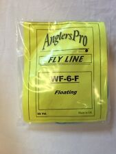 AIRFLO FLOATING WF-6-F  FLY LINE BLUE