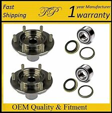 01-04 Toyota Tacoma Front Wheel Hub&Bearing&Seal Kit Assembly(6Lug 4WD) (PAIR)