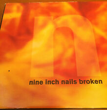 Broken - Nine Inch Nails - 1992 - CD - EP - Halo 5 - digipak - Trent Reznor