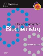 Elsevier's Integrated Biochemistry: With STUDENT CONSULT Online Access (Elsevier