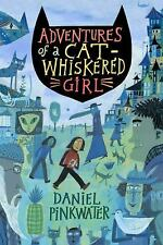 Daniel Pinkwater - Adventures Of A Cat Whiskered (2013) - Used - Trade Clot