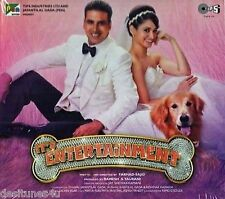 IT'S ENTERTAINMENT - AKSHAY KUMAR - ORIGINAL BOLLYWOOD SOUNDTRACK CD - FREE POST