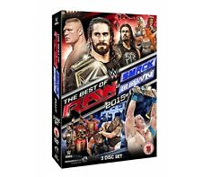 Official WWE - Best of Raw & Smackdown 2015 (3 Disc Set)
