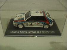 """IXO-DeAgostini Lancia Delta Auto da Rally. 1/43. la modalità Diecast """"Issue 10"""