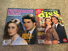 2 Kiss Darling Romance Photoromance Magazine International Magazine for Lovers 1