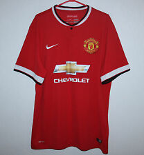 Manchester United England home shirt 14/15 Nike Rooney Mata Falcao