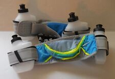 NIKE Running Hydration Belt 4 Bottles With two Fanny Pack - Size OSFM New