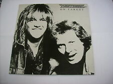 FASTWAY - ON TARGET - LP VINYL LIKE NEW CONDITION 1988 UK