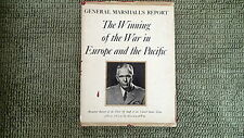 WW2 US The Winning of the War in Europe and the Pacific Reference Book