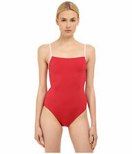 KATE SPADE New York Plage Du Midi Mailott Red Swimsuit Size X- Small