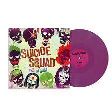 Suicide Squad The Album Soundtrack - Vinyl 2xLP Purple Colored Sealed New