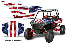 Polaris RZR 1000/100XP AMR Racing Graphic Kit Decal UTV Parts Accessories USA