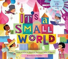 It's A Small World Book By Disney Book Group Hardcover