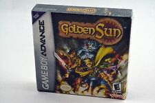 Golden Sun (Nintendo Game Boy Advance, 2001) Brand New & Factory Sealed!