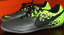 Brand New w/ Box Men Nike Elastico II Soccer football Shoes IC 12 Chr Gray/Black