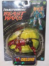 L@@K Fox Kids CHEETOR Transformers Beast Wars '99 vintage MOSC MOC Transmetals
