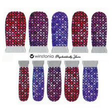 Winstonia Nail Wrap Dazzling Shimmery Vinyl Strip Decal Manicure Sticker Polish