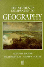 The Student's Companion to Geography by John Wiley and Sons Ltd (Paperback,...