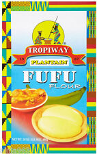 Tropiway Plantain fufu farina (680g)