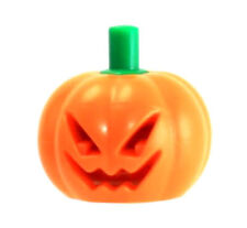 LEGO MINIFIGURE ACCESSORY PUMPKIN HEAD JACK O LANTERN PIECE GEAR SCOOBY-DOO NEW