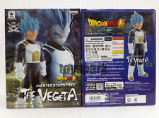 BANPRESTO Dragonball Z Master Stars Piece MSP SUPER SAIYAN GOD SS VEGETA figure