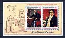 BURUNDI - BF - 1969 - Settimana internazionale della lettera scritta - Z494