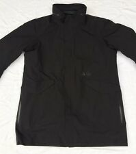 Nike NikeLab ACG 2 In 1 System Trench Jacket Gore Tex Black 812987-010 Size XXL