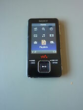 Sony Walkman NWZ-A728 Negro (8 GB) con retroiluminación OLED Digital Media Player * raros *
