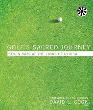 (New CD) Golf's Sacred Journey by David Cook