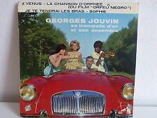 GEORGES JOUVIN Venue / la chanson d Orphée .. 7 EGF 437 Photo voiture MG