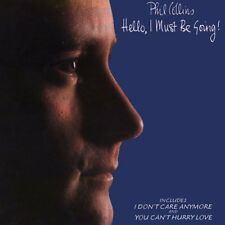 Phil Collins Hello, I must be going (1982) [CD]